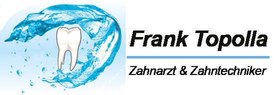 Zahnarzt Frank Topolla